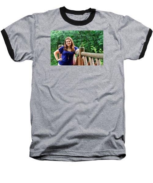 3560v2 Baseball T-Shirt by Mark J Seefeldt