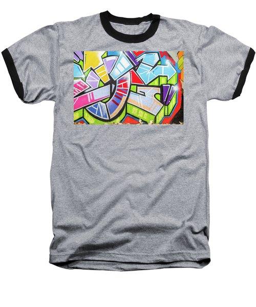 Graffiti Baseball T-Shirt