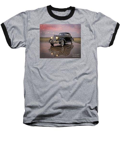 36 Plymouth Reflections Baseball T-Shirt