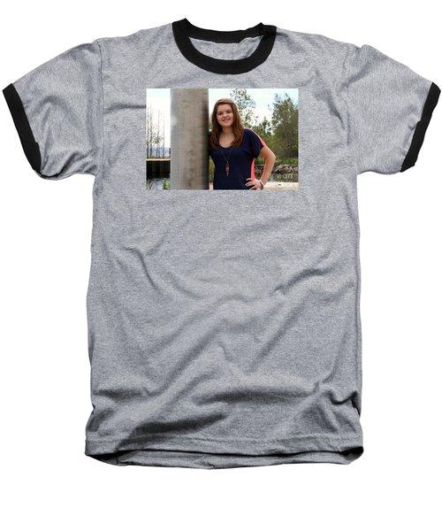 3674 Baseball T-Shirt by Mark J Seefeldt