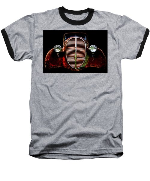 37 Chevy Baseball T-Shirt