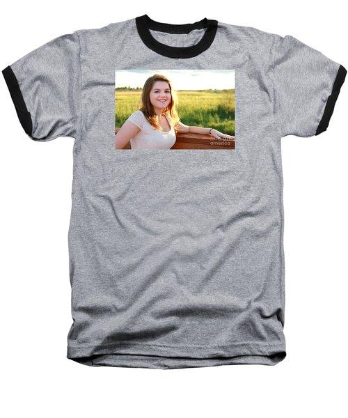 3763 Baseball T-Shirt by Mark J Seefeldt
