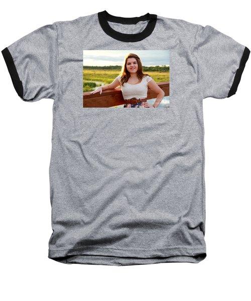 3780 Baseball T-Shirt by Mark J Seefeldt
