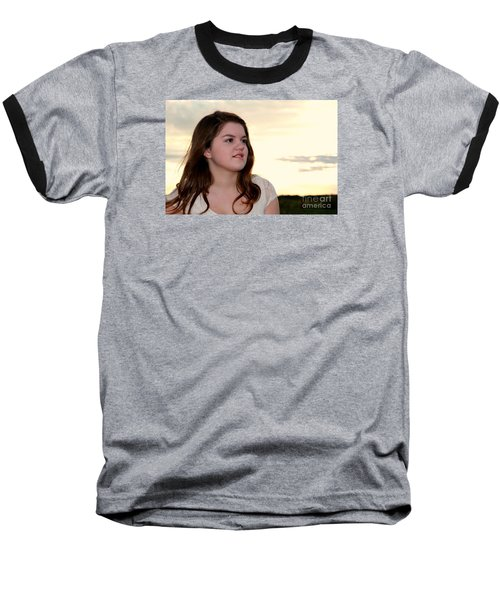 3790 Baseball T-Shirt by Mark J Seefeldt