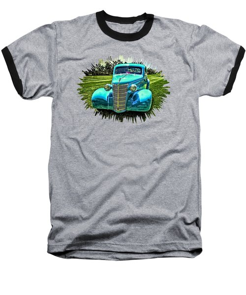 38 Chevy Coupe Baseball T-Shirt