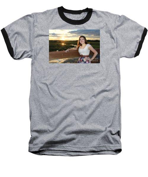 3833 Baseball T-Shirt by Mark J Seefeldt