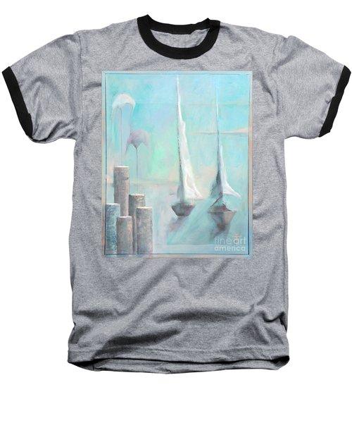 A Morning Memory Baseball T-Shirt