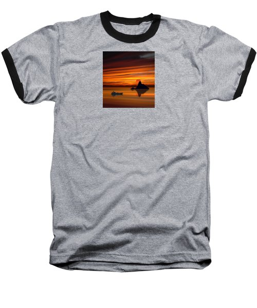 3971 Baseball T-Shirt by Peter Holme III