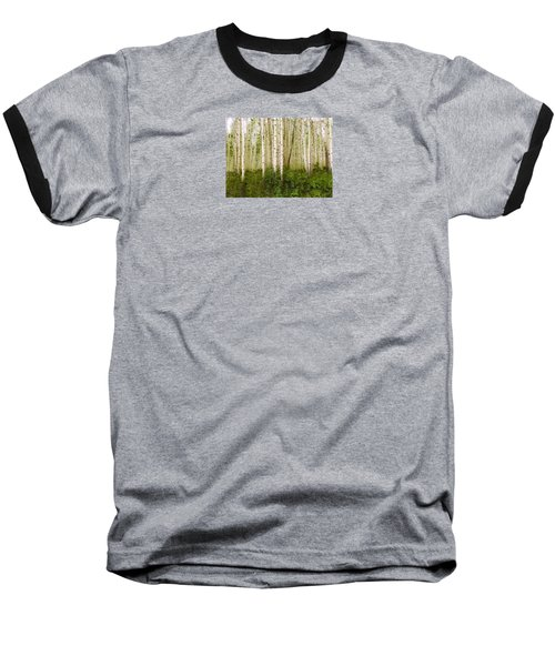3993 Baseball T-Shirt by Peter Holme III