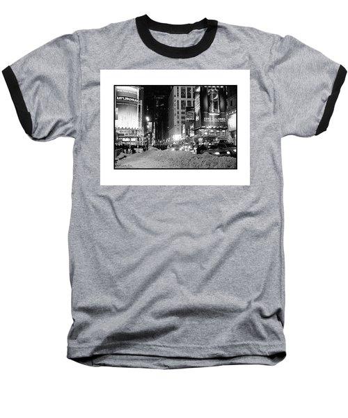 39th Ave Winter Baseball T-Shirt