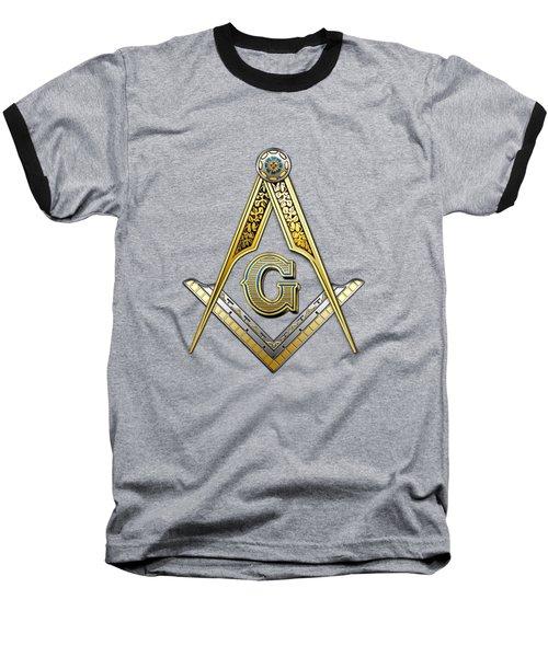 3rd Degree Mason - Master Mason Masonic Jewel  Baseball T-Shirt