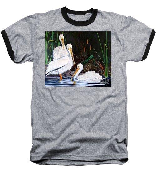 3's Company Baseball T-Shirt
