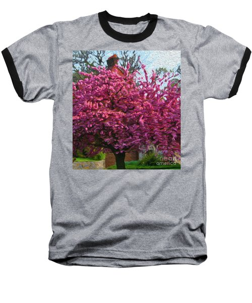 4-19-2057l Baseball T-Shirt