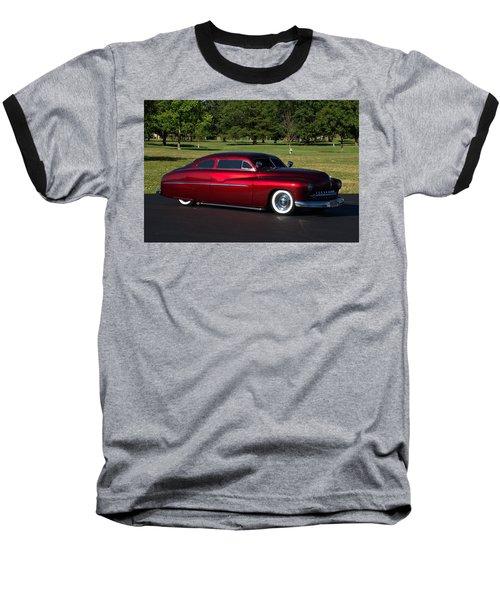 1951 Mercury Low Rider Baseball T-Shirt