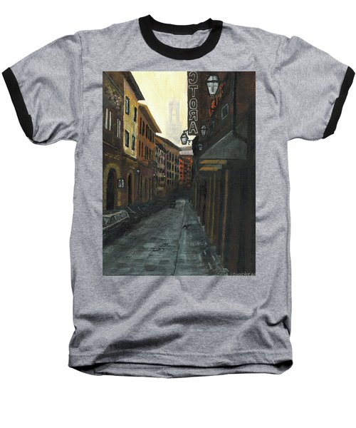 4 Borgio Dei Greci Baseball T-Shirt