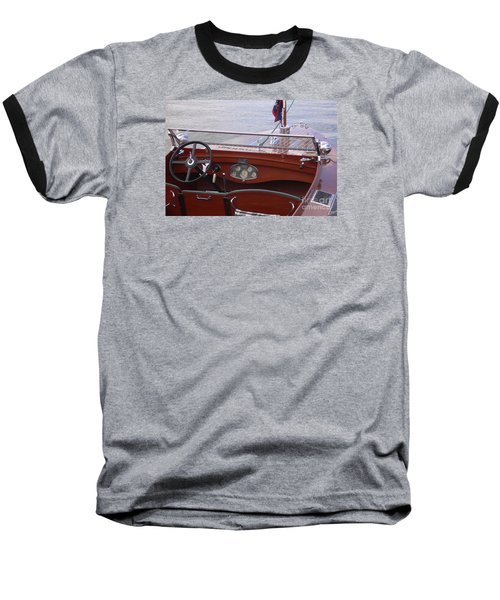 Chris Craft Runabout Baseball T-Shirt