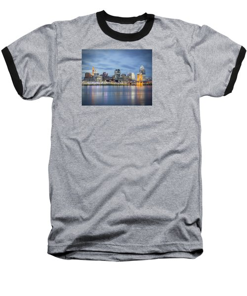 Cincinnati, Ohio Baseball T-Shirt