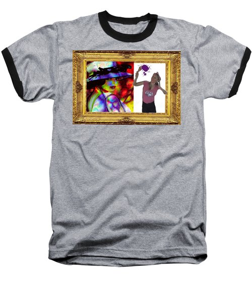 Cover Art For Gallery Baseball T-Shirt