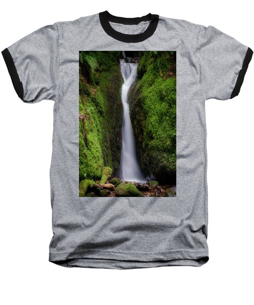 Baseball T-Shirt featuring the photograph Dollar Glen In Clackmannanshire by Jeremy Lavender Photography