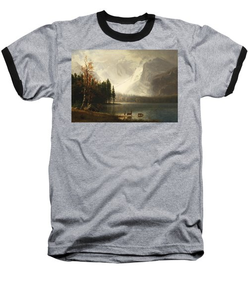 Estes Park, Colorado, Whyte's Lake Baseball T-Shirt