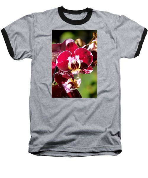 Flower Edition Baseball T-Shirt