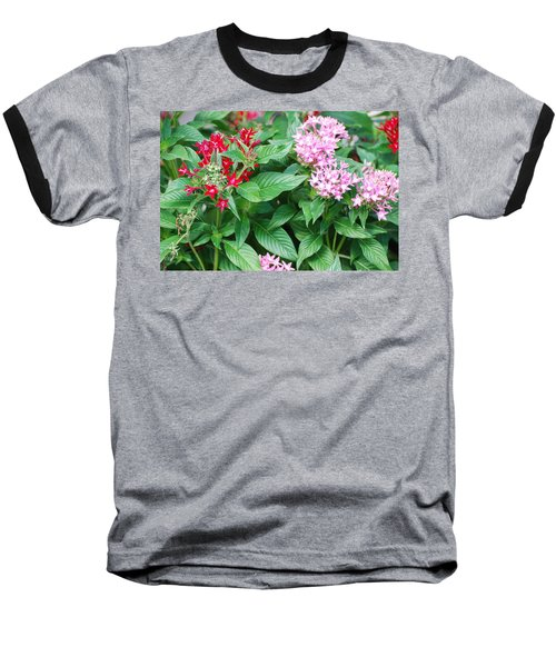 Baseball T-Shirt featuring the photograph Flowers by Rob Hans