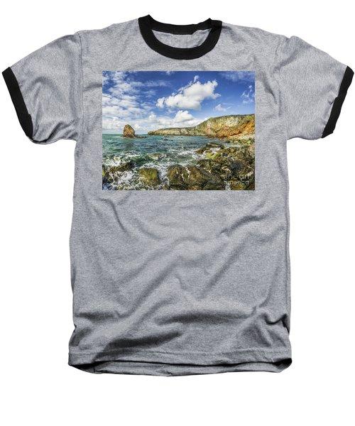 Gwenfaens Pillar Baseball T-Shirt