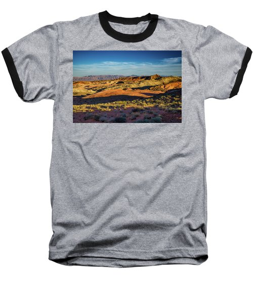 I Could Hear For Miles. Baseball T-Shirt