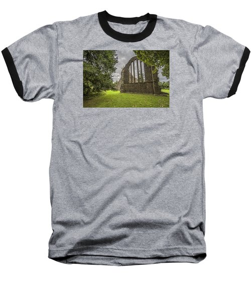 Inchmahome Priory Baseball T-Shirt