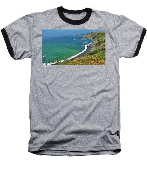 Irish Beach Baseball T-Shirt