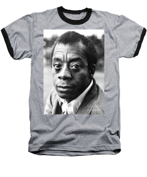 James Baldwin Baseball T-Shirt