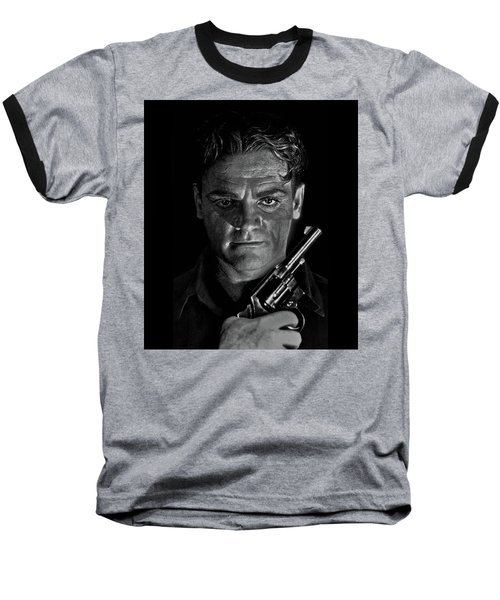 James Cagney Baseball T-Shirt