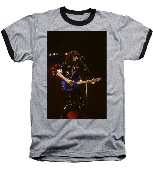 Joe Perry Baseball T-Shirt