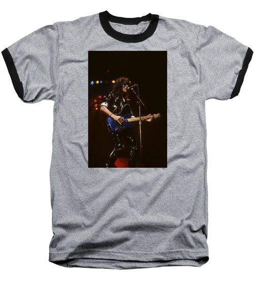 Joe Perry Baseball T-Shirt