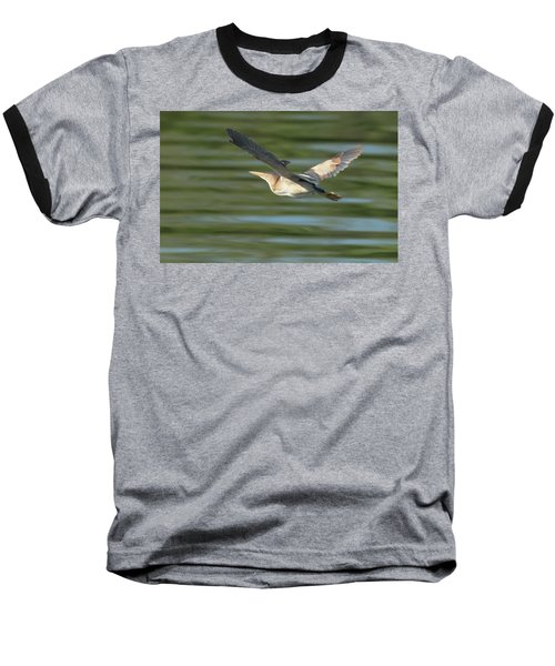 Least Bittern Baseball T-Shirt