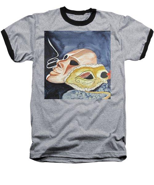 #4 Mask Removed Baseball T-Shirt