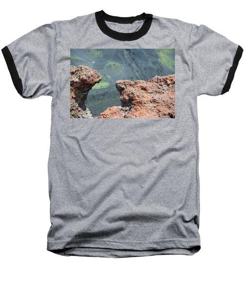 Mount Etna Baseball T-Shirt