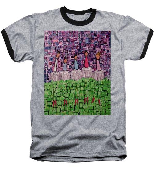 4 Non-blondes Baseball T-Shirt