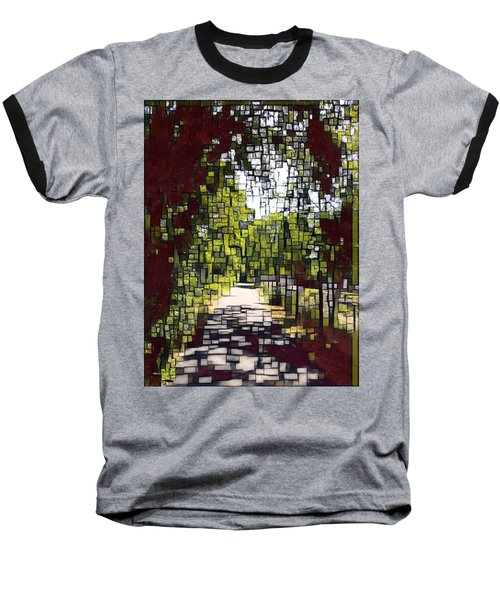 On The Path Baseball T-Shirt
