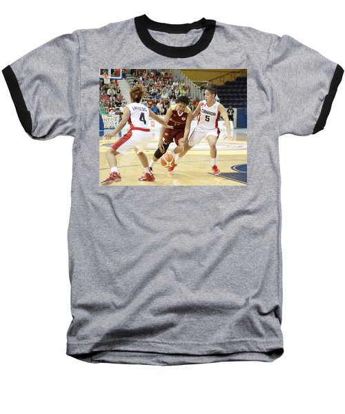 Pam Am Games Womens' Basketball Baseball T-Shirt