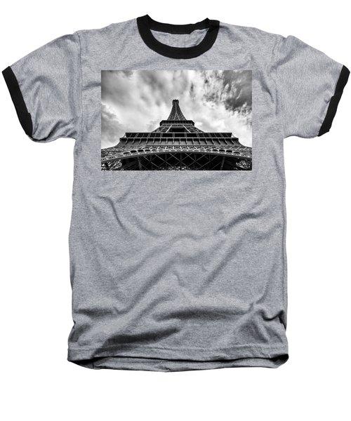 Baseball T-Shirt featuring the photograph Paris by Hayato Matsumoto