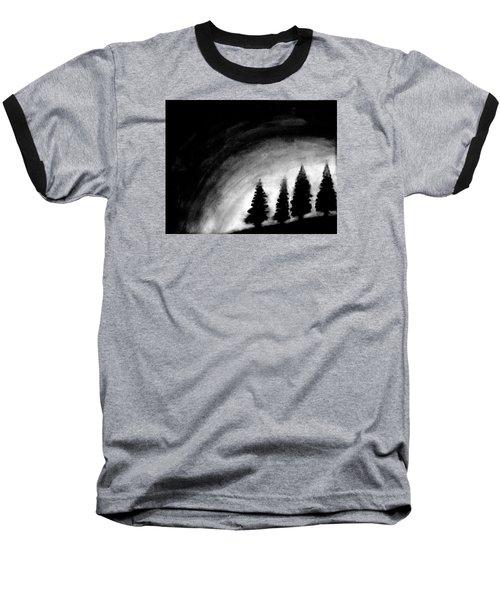 4 Pines Baseball T-Shirt by Salman Ravish