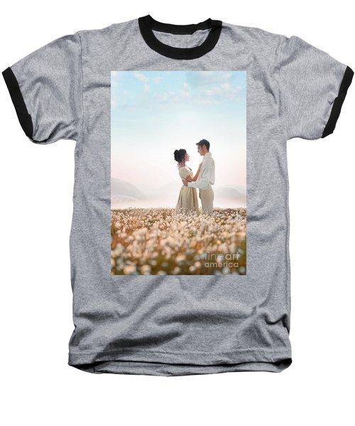 Regency Couple Baseball T-Shirt