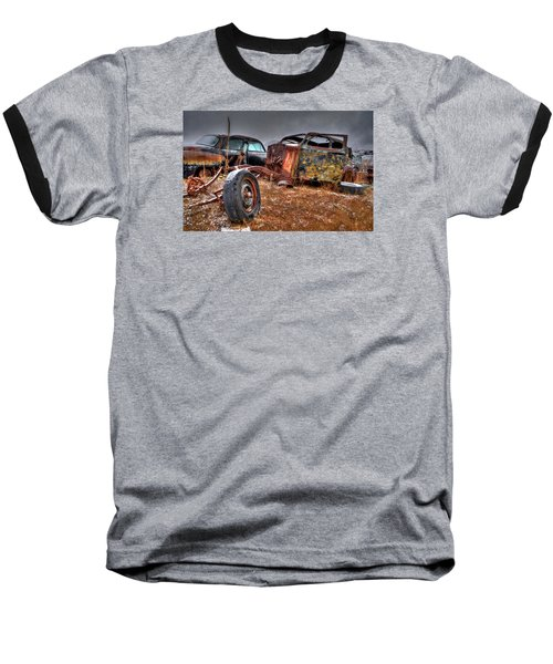 Rustic Baseball T-Shirt