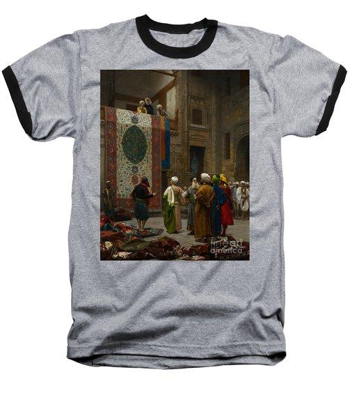 The Carpet Merchant Baseball T-Shirt
