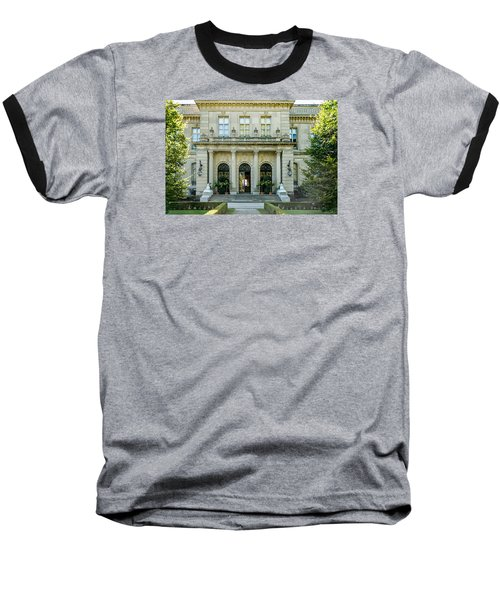 The Rosecliff Baseball T-Shirt by Sabine Edrissi