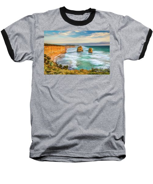 Twelve Apostles Baseball T-Shirt