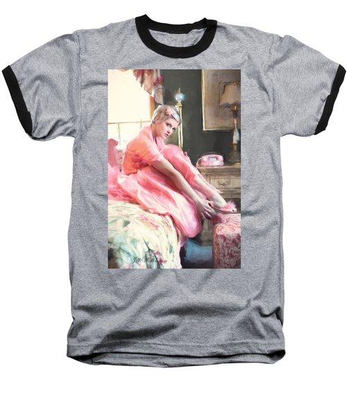 Vintage Val Bedroom Dreams Baseball T-Shirt