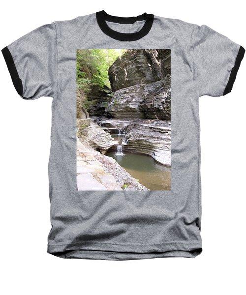 Watkins Glen New York Baseball T-Shirt