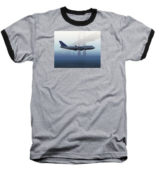 400 Under The Gate Baseball T-Shirt